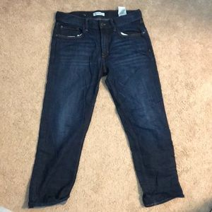 Banana Republic boyfriend fit jeans